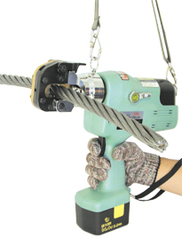Cordless Wire Rope Cutters