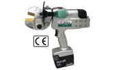 Cordless, electric bolt cutter