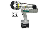 Cordless, Electric Swager for aluminum oval sleeve