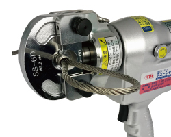 Stainless Sleeve Swager (cordless, electric , hydrauic)
