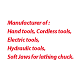 Manufacturer of Hand, Electric, Cordless,Hydraulic tools and Soft Jaws.